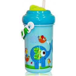Παγουρίνο Toddler Zoo Blue 6+m Lorelli Bertoni 360ml
