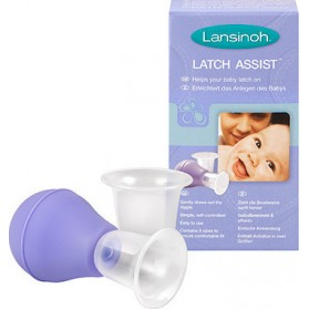 Lansinoh Latch Assist Nipple Everter Βοήθεια Θηλασμού