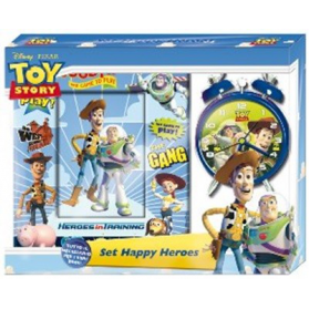 Toy story set happy hero